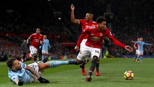 Tatap Derby Manchester, Lingard: MU Mesti Main dengan Pede