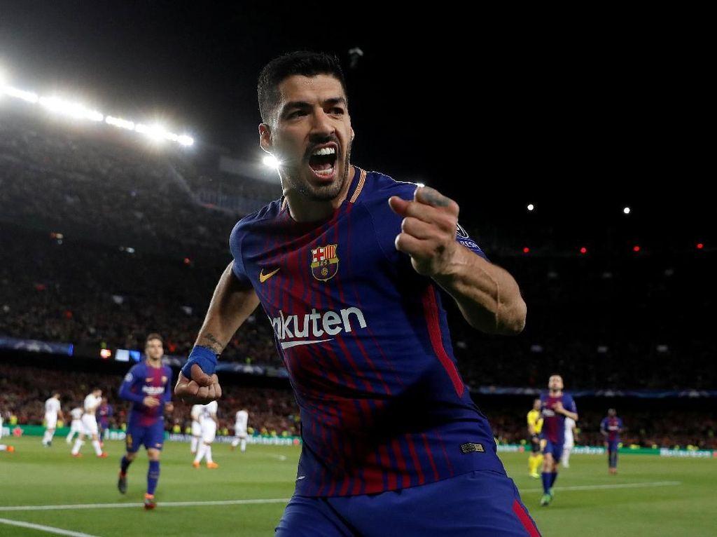 Pemain Paling Sering Menembak di Liga Champions Musim Ini