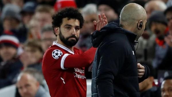 Liverpool Masih Menunggu Kabar Cedera Salah