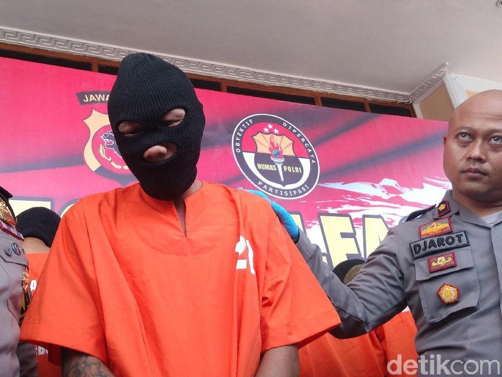 Polisi Ungkap Jaringan Peredaran Narkoba dari Lapas Narkotika Cirebon