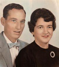 Harold Holland dan Lillian Barnes saat masih menjadi suami-istri.