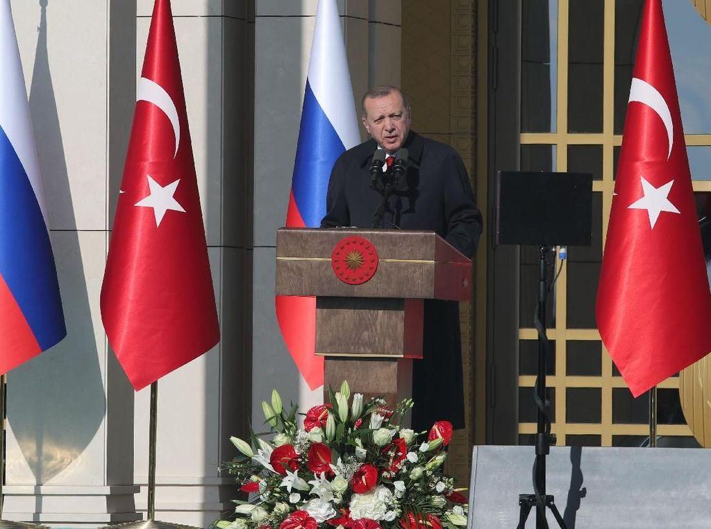 Sahabat Erdogan di Indonesia Ajak Netizen Doakan Erdogan Menang