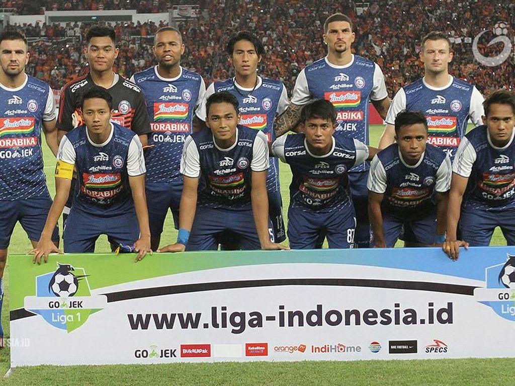 Tekad Bangkit Arema FC demi Suporter