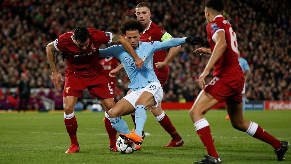 Starting XI Pemain-Pemain Termahal dalam Duel Liverpool Vs City
