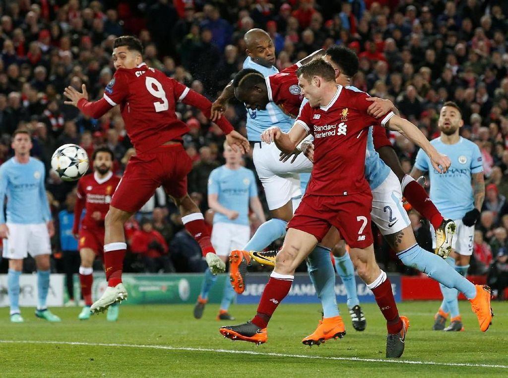 Liverpool Nantikan Duel Berat tapi Seru di Etihad