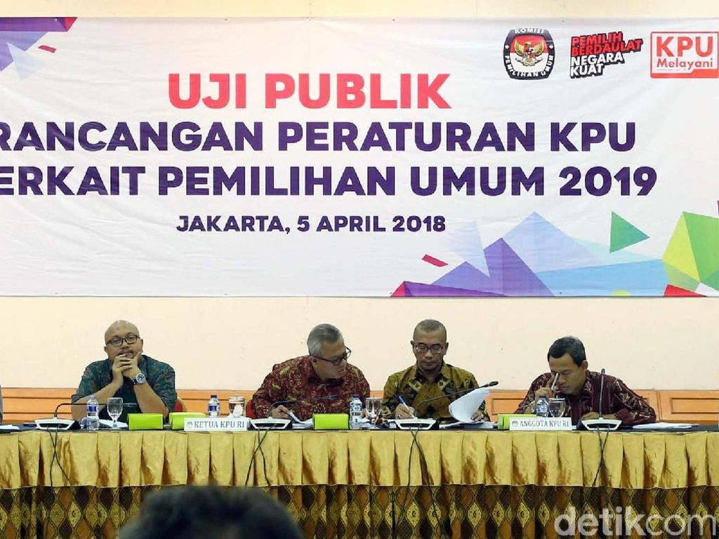 Bakal Bikin Aturan Baru, KPU Diskusi dengan Parpol dan Masyarakat