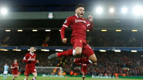 Chamberlain: Liverpool Menangi Laga di Babak Pertama