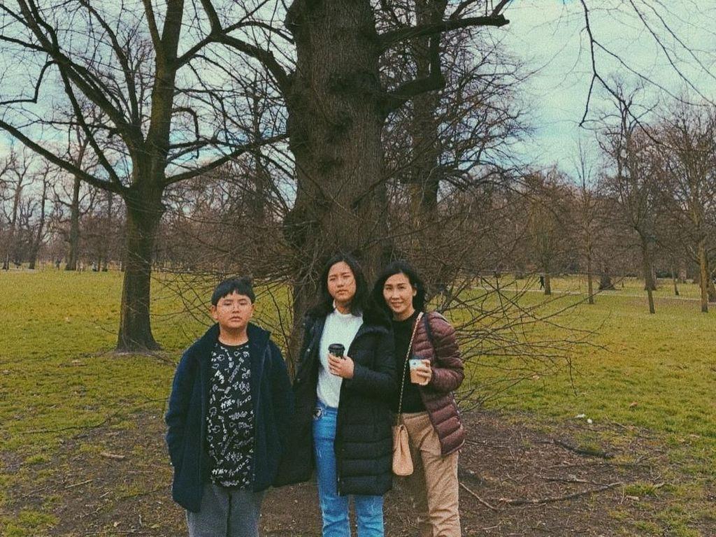 Mengintip Liburan Veronica Tan ke London Sebelum Bercerai
