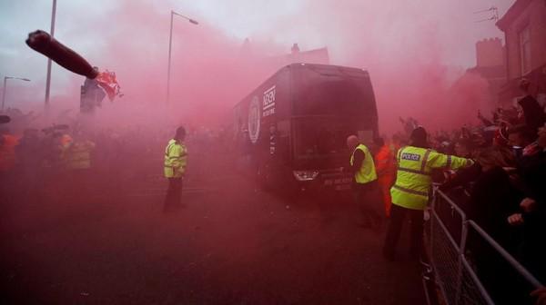 Gerrard: Penyerangan Bus City Sudah Lewati Batas