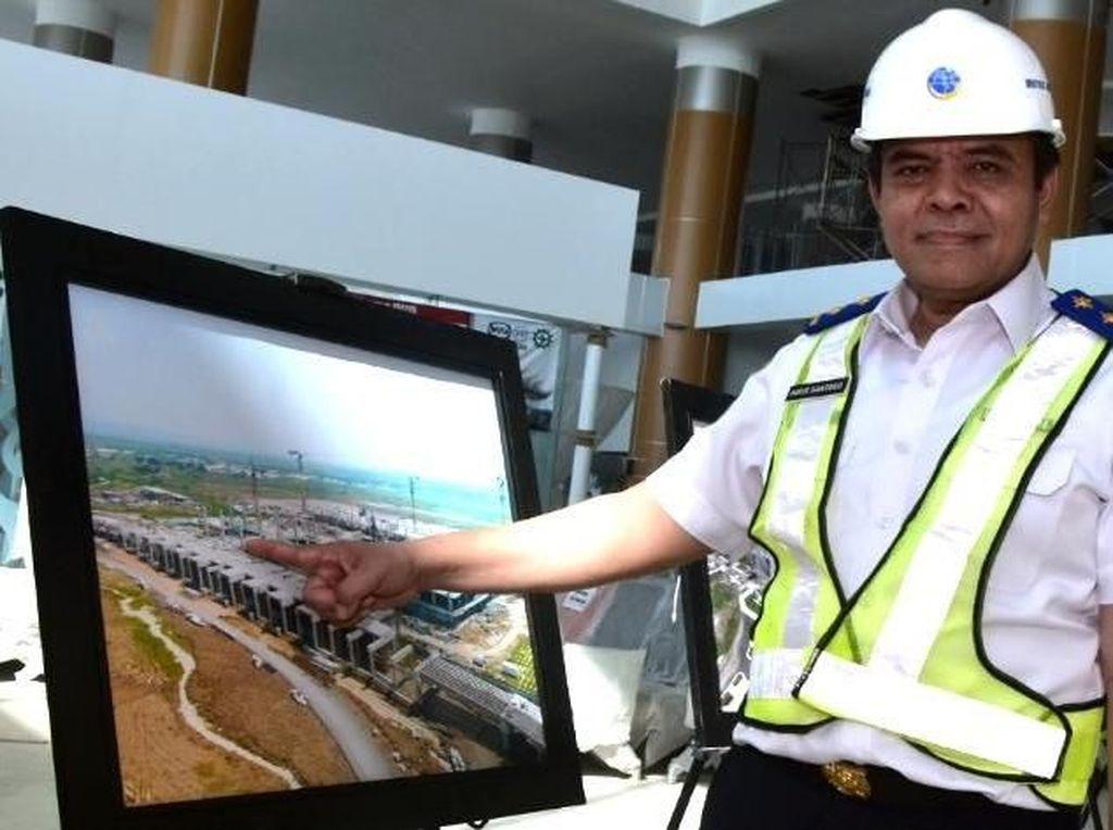 Pembangunan Infrastruktur Udara di Selatan Jawa akan Dikebut