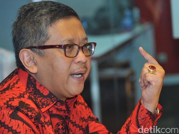 PDIP Terus Cermati Kandidat Cawapres Jokowi