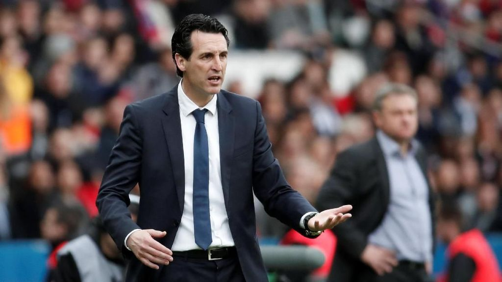 Arsenal Pilih Emery Cukup Mengejutkan