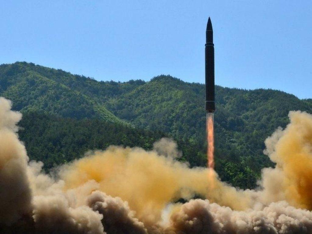 Korea Utara Akan Segera Mampu Luncurkan Rudal ke Inggris