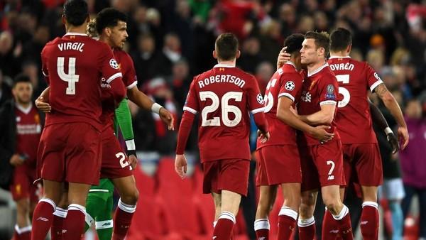 Liverpool Diam-diam Girang