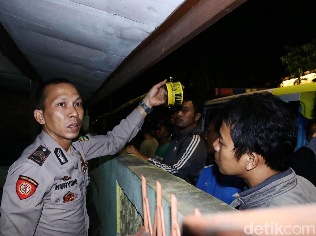 Istri: Pembunuh Pensiunan TNI AL di Pondok Labu Berbadan Gendut