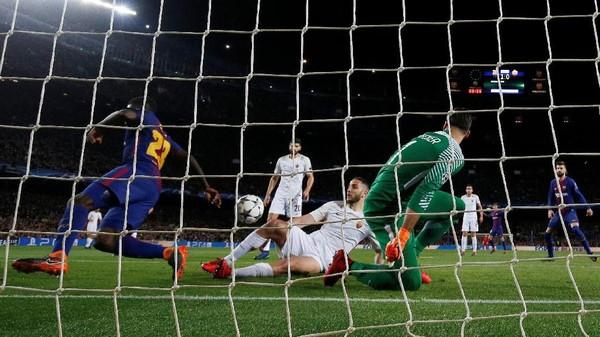 Top Skorer Barca di Liga Champions Musim Ini: Messi, Lalu Own Goal