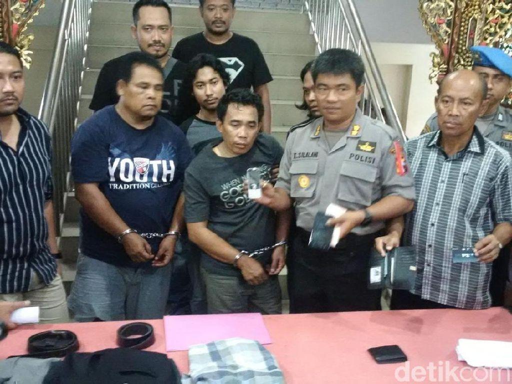 Perampok Sadis Pengincar Emak-emak Ditangkap di Semarang