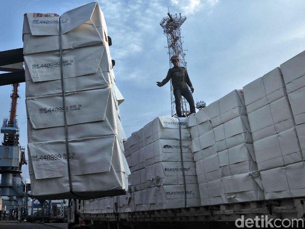 Ini Barang-barang yang Bisa Bongkar Muat di Pelabuhan Cilegon