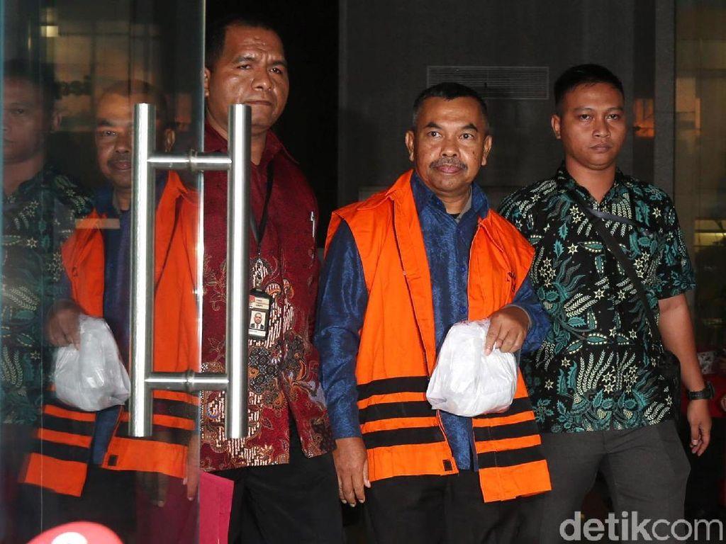 Komplet, KPK Tahan 18 Anggota DPRD Kota Malang