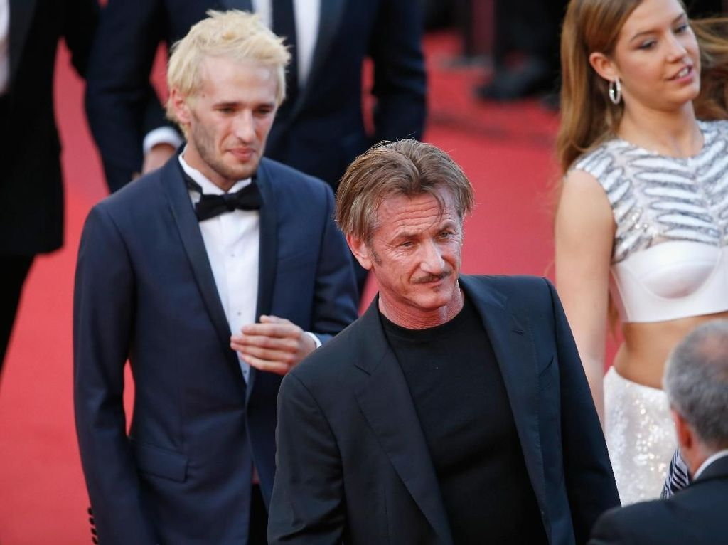 Putra Sean Penn Ditangkap karena Narkoba