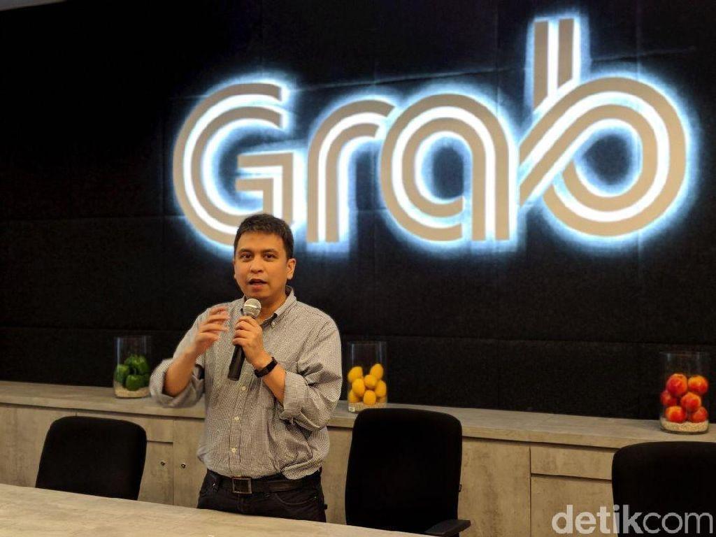 Ini Langkah Grab Indonesia Pasca Akuisisi Uber