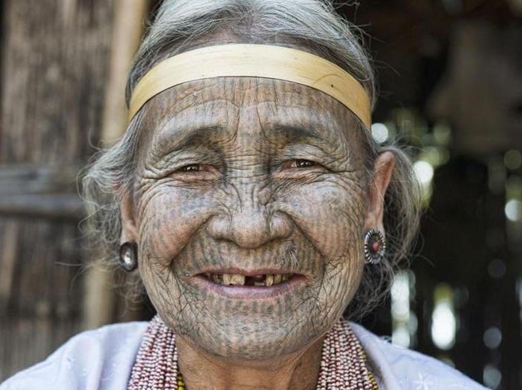 Tato di Negara Ini untuk Kecantikan dan Hindari Pernikahan