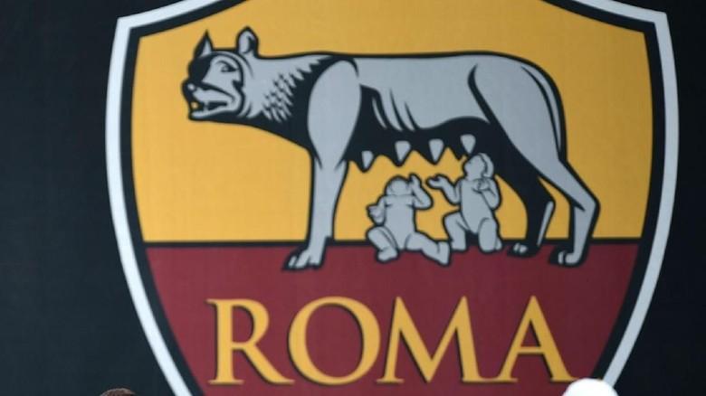 Ketika Serigala di Logo AS Roma Kena Sensor