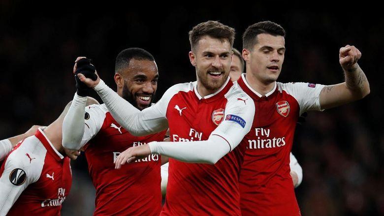 Kemenangan Arsenal Menjamu CSKA Moskow 4-1 di Emirates Stadium