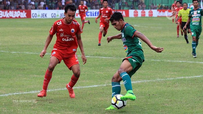PSMS vs Persija (Foto: dok: Liga-Indonesia.id)