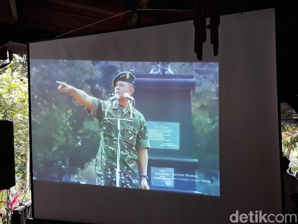 Gatot Nurmantyo Dideklarasikan Jadi Capres oleh Relawan GNR