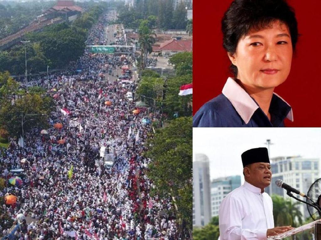 Berita Heboh: Demo Puisi Sukmawati, Parlemen Malaysia Bubar