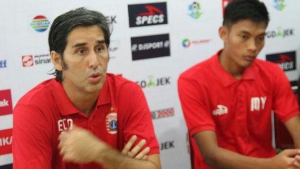 Menurut Pelatih Persija, Ini Penyebab Timnya Kalah dari PSMS
