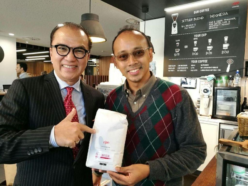 Jadi Specialty Coffee, Kopi RI Primadona Ekspor ke Selandia Baru