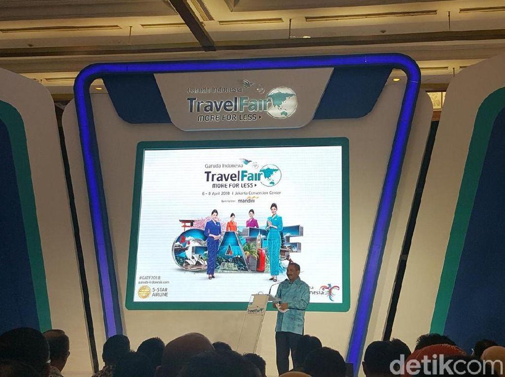 Harapan Menpar untuk Tingkatkan Pertumbuhan Pariwisata