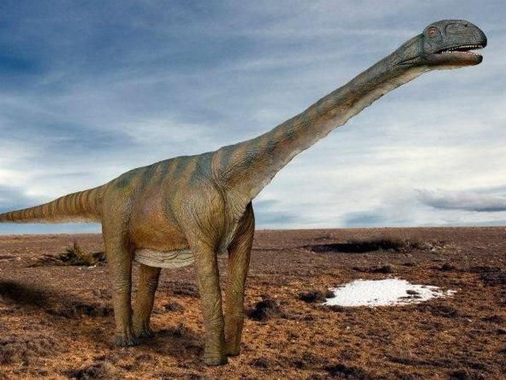 Berbagai Teori Punahnya Dinosaurus, dari Alien Sampai Kentut