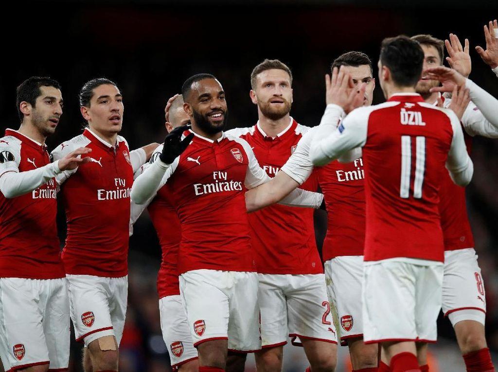 Pires soal Liga Europa sebagai Penyelamat Arsenal Musim Ini