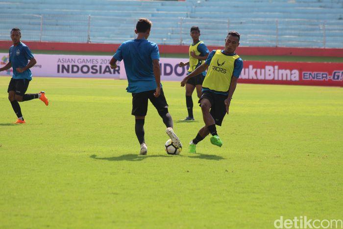 Foto: Suparno/detikSport
