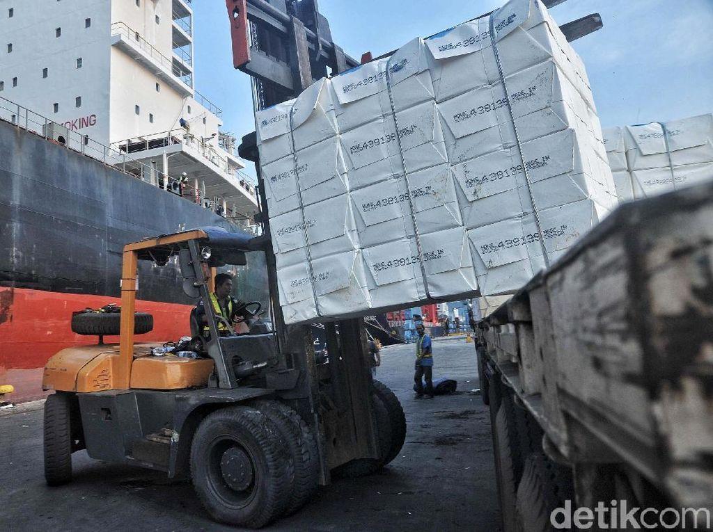 Pelabuhan Merak Mas Cilegon Bisa Dipakai Bongkar Muat Impor