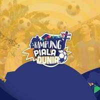 Dari Jakarta, Malang, Sampai Kalimantan, Kampung-kampung Piala Dunia Bermunculan