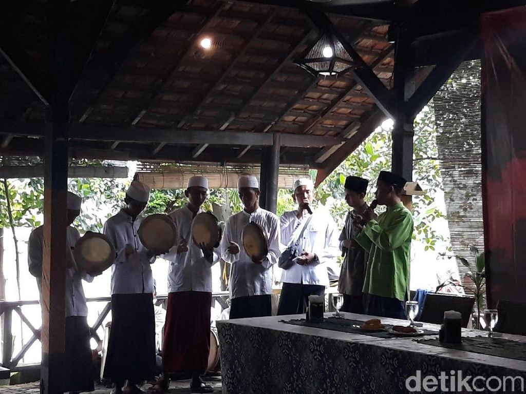 Marawis Buka Deklarasi Pencapresan Gatot Nurmantyo