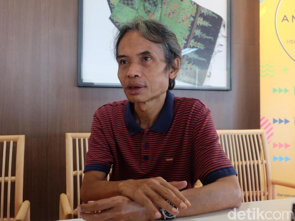 Novel Perdana Joko Pinurbo Berjudul Srimenanti