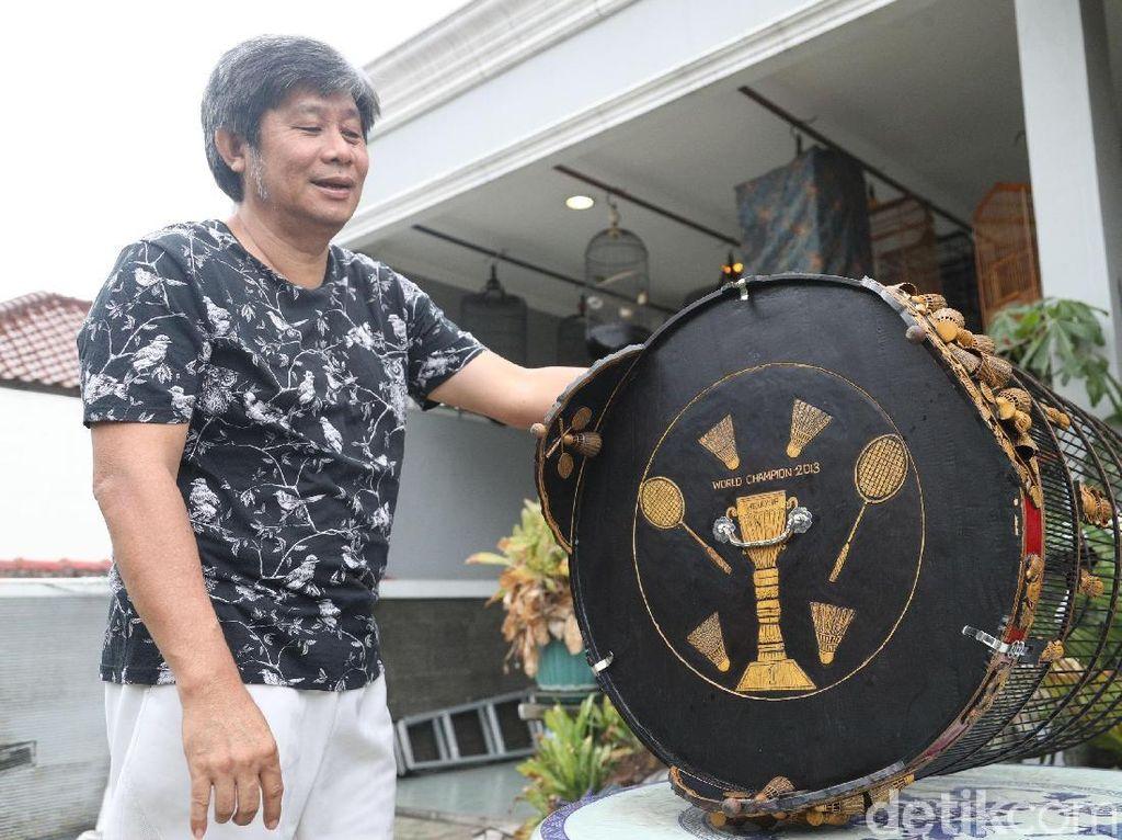 Pelatih Herry IP Naga Api Jadi Korban Banjir