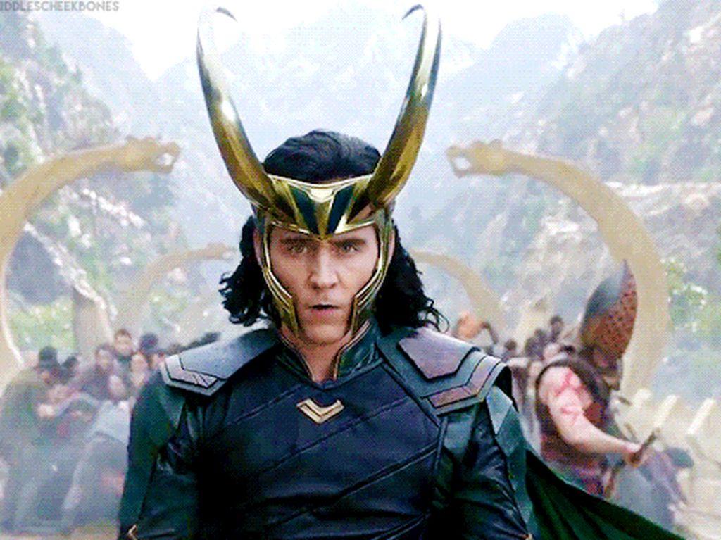 Menunggu Loki di Disney Plus