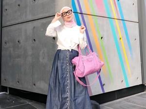Sebut Mukena Palsu Tak Pantas untuk Salat, Hijabers Malaysia Ini Dihujat