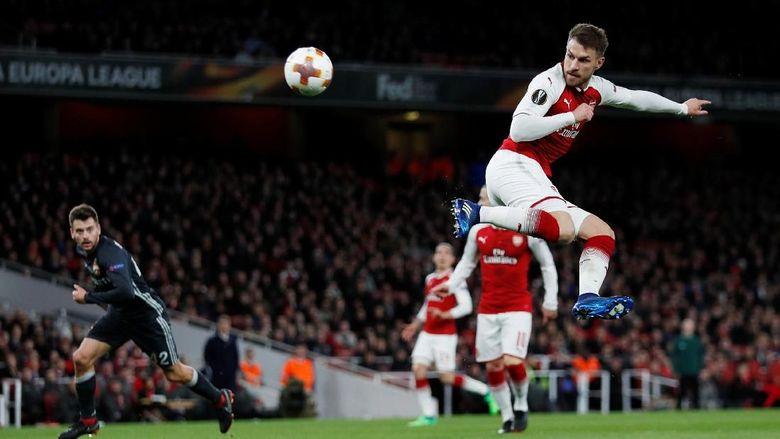 Bertahan di Arsenal Dong, Ramsey!