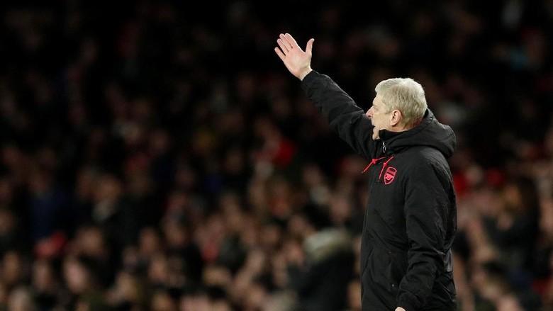 Pengumuman Mundur Wenger Datang di Saat yang Tepat