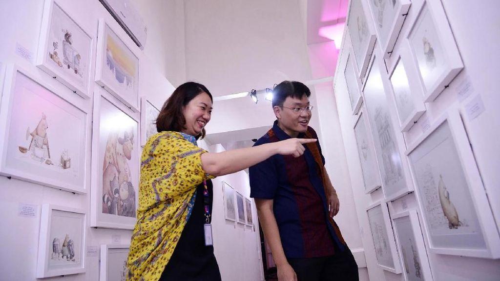 Pos Properti Indonesia Gandeng EV Hive