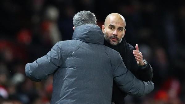 Karena Guardiola Adalah Kryptonite-nya Mourinho