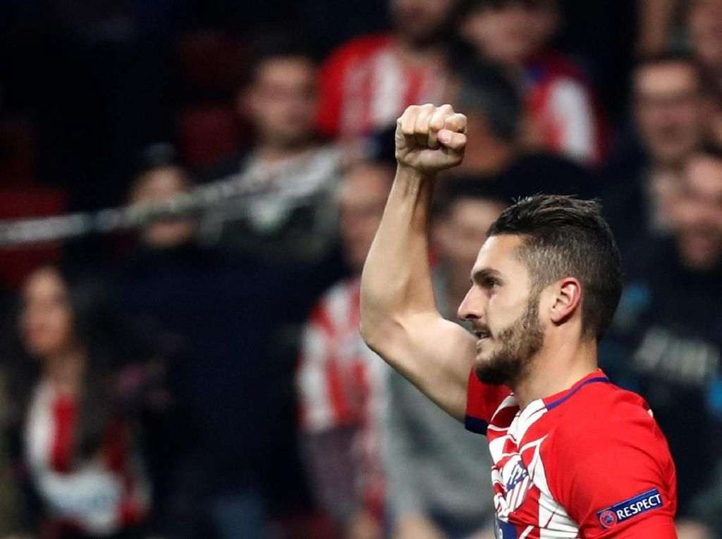 Atletico Penuh Hormat untuk Madrid, tapi Optimistis Menang