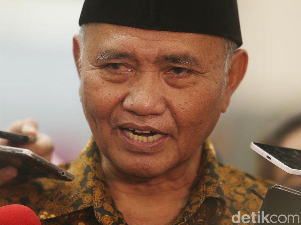 Ketua KPK Minta Penyidik Baca Buku Kwik Kian Gie Soal Century